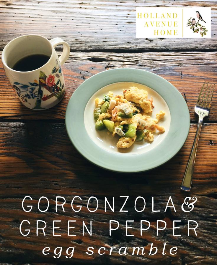 gorgonzola pin it