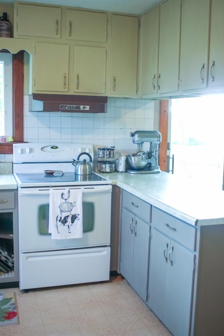 Kitchen Update: Stephanie